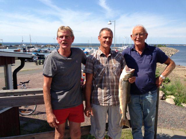 Pär, Bo och Arne