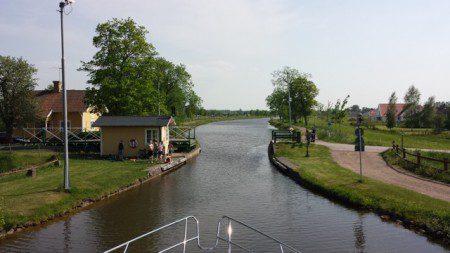 Göta Kanal idyll.