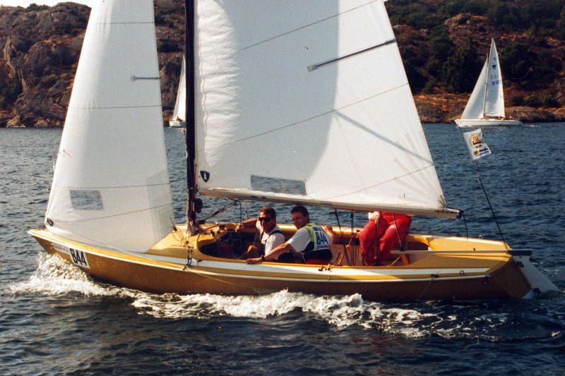 Utveckla ditt seglingskunnande