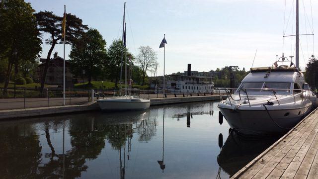 Från Björkö till Gränna