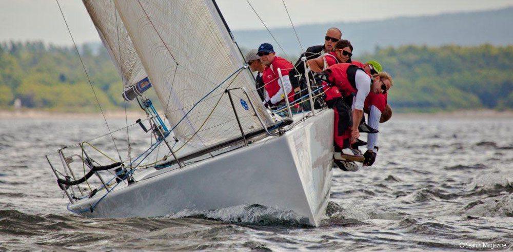Domsands seglingssektion bjuder in till föredrag