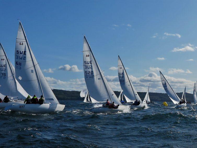 Bilder från Nordiskt- och Svenskt Mästerskap i Segling Gränna 13–15 September